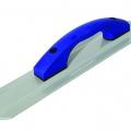 """15"""" x 3"""" Round End Aluminum Float Comfort Grip"""