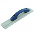 """15"""" x 3"""" Square End Aluminum Float Comfort Grip"""