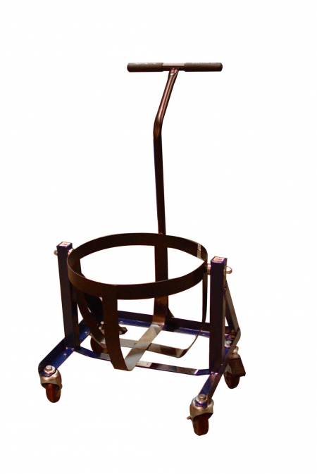 Mixing & Pouring Barrel Transporter