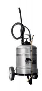 6 Gallon Stainless Steel Sprayer w/Chart