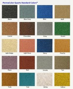 Decorative Aggregates Color Quartz